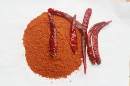 Sản phẩm từ ớt