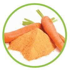 Sản phẩm từ cà rốt